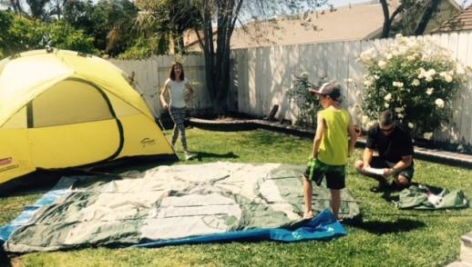 Purposeful Outings: Camping