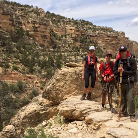 Purposeful Outings: Hiking